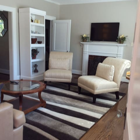 Cozy apartment  minutes from downtown Roanoke