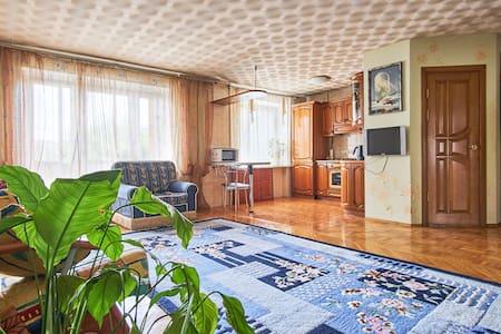 Уютная квартира с потрясающим местоположением