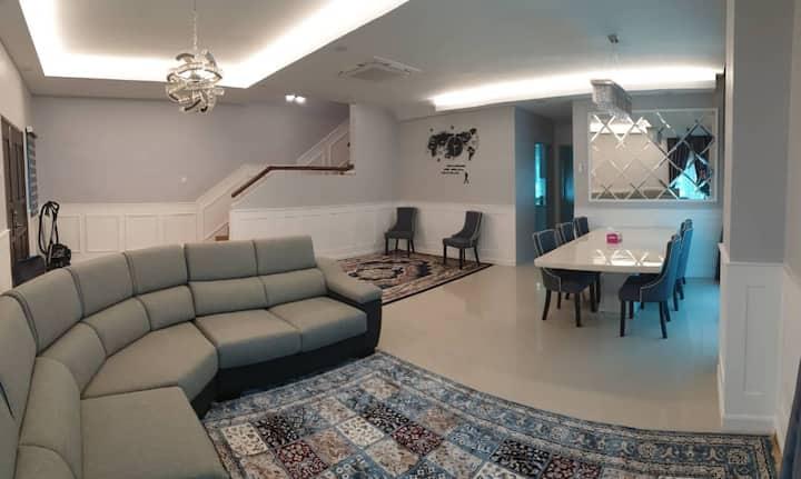 Home  @Tiara Melaka Golf & Country Club Ayer Keroh