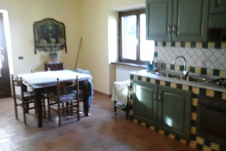 Casa Paola - Pizzoli - Leilighet