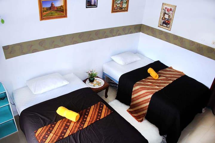 Makassar Hela Residence Near Airport - Makassar