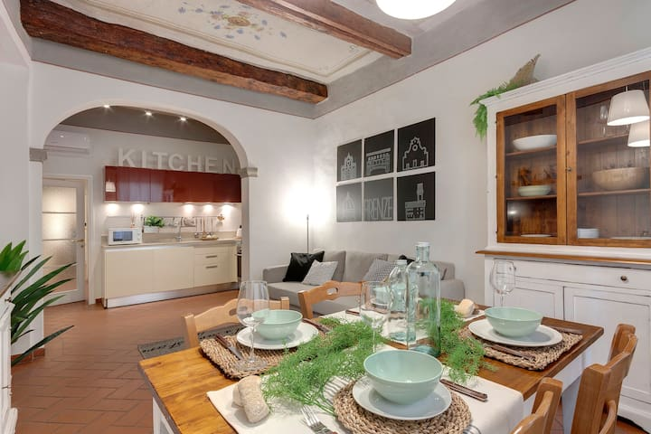 Mamo Florence - Ghibellina Apartment