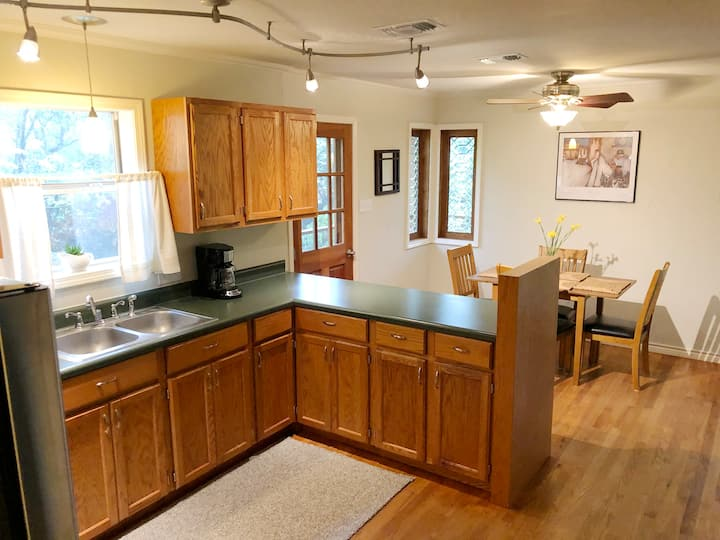 Renovated Central Austin Spacious  Guest House