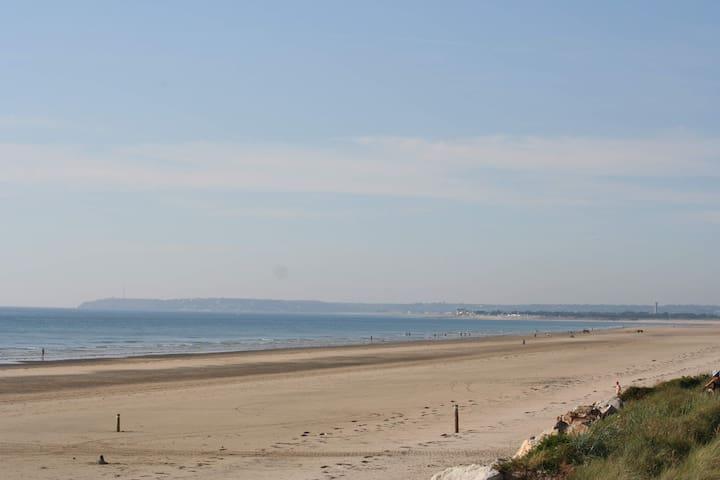 Résidence de la Mer - En face de la plage - Denneville - Byt