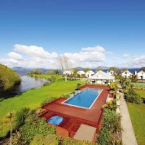 Luxury Living on waters edge