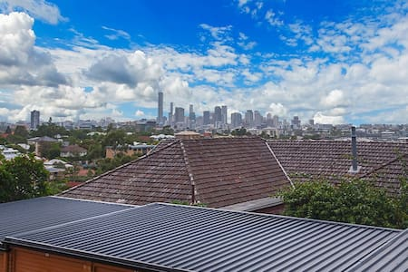 Spectacular City Views! Only 10min from the CBD - Toowong - 公寓