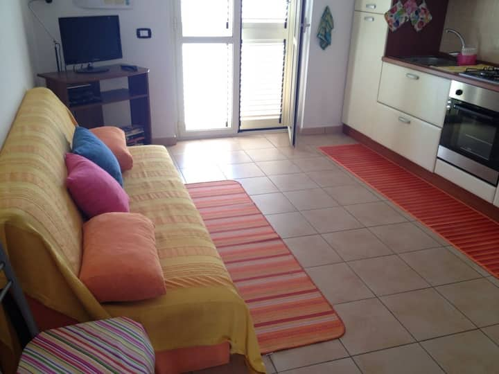 Lovely little  apartment in Calabria