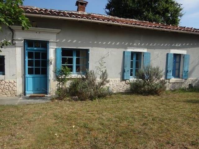 La Caure,Bardenac,South Charente