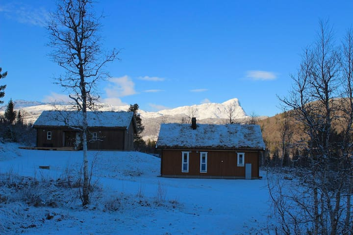 Completely new Cabin in Raudalen - Beito - Blockhütte