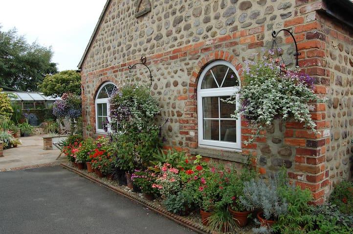 The Garden Bothy - a rural retreat