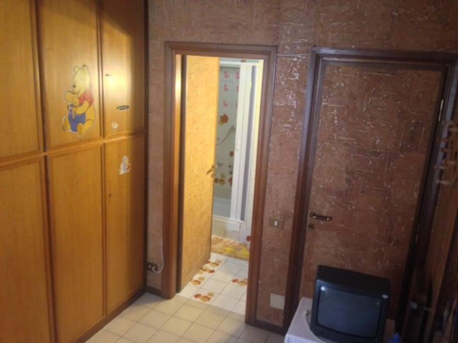 Centro roma stanza cn bagno privato appartamenti in - Stanza bagno privato roma ...