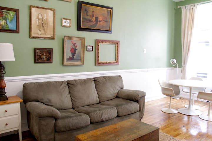 Beautiful Bedford apartment