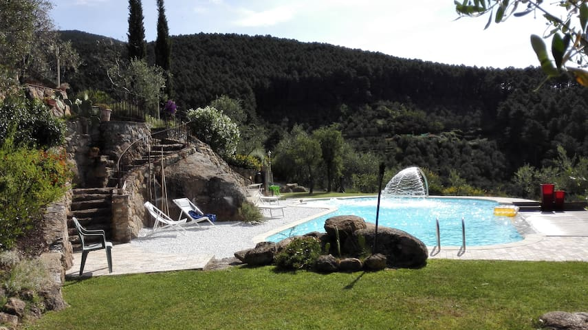 Wonderful Villa in the heart of Tuscany - Toscana - 一軒家