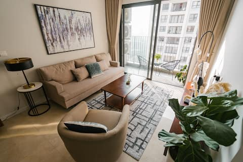 VINHOMES✧CITY VIEW & COZY for FAMILY✧2Brs