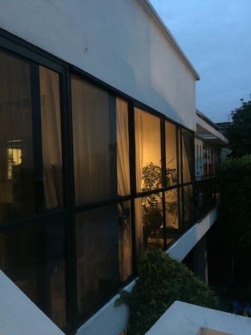 Casa para 6 Huéspedes cerca Santa Fe e Interlomas - Мехико
