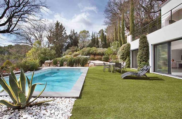 Villa de luxe Aix en provence