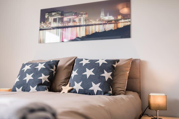 Appartement ONE - Bergisch Gladbach - Apartament