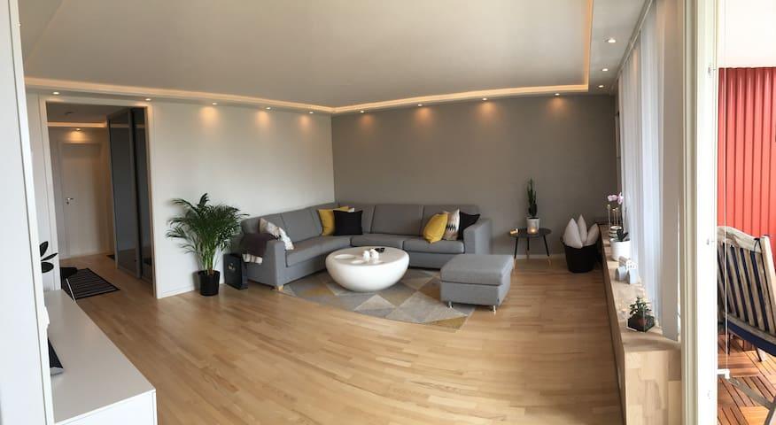 Solbakken Terrasse, leilighet med utsikt - Molde - Apartment