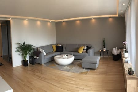 Solbakken Terrasse, leilighet med utsikt - Molde - Appartement