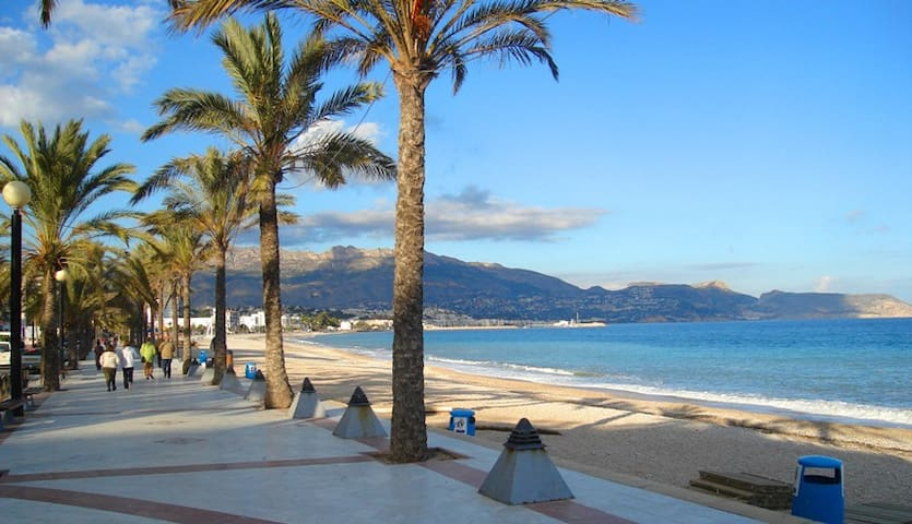 3 bedroom cozy apartment in Albir - l'Alfàs del Pi - Leilighet
