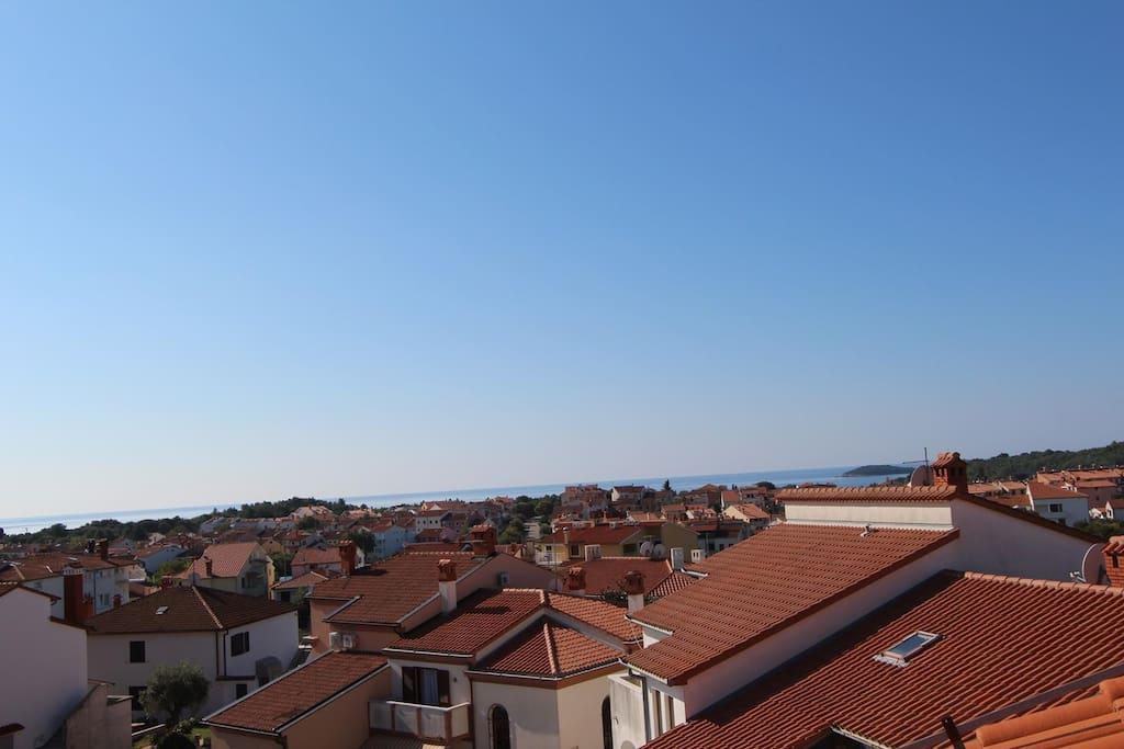 Elida Rovinj house rentals appartamenti smestaj Vi