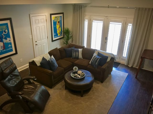 Newly Renovated Private Apartment in Kirkwood - Atlanta - House