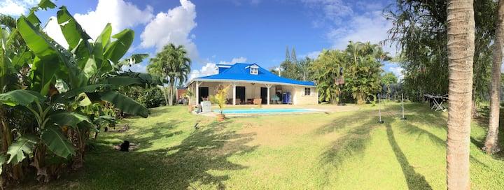 TB Villa avec piscine vue montagnes 7/8 couchages