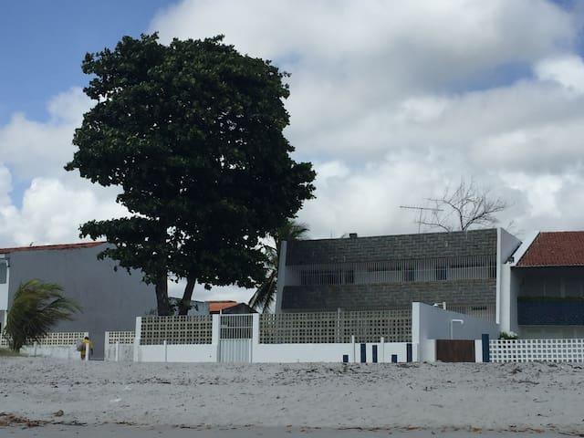Casa de Praia à Beira Mar - Ilha de Itamaracá
