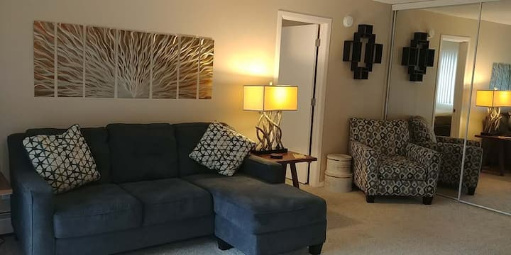 2 bedroom City Living! (104)