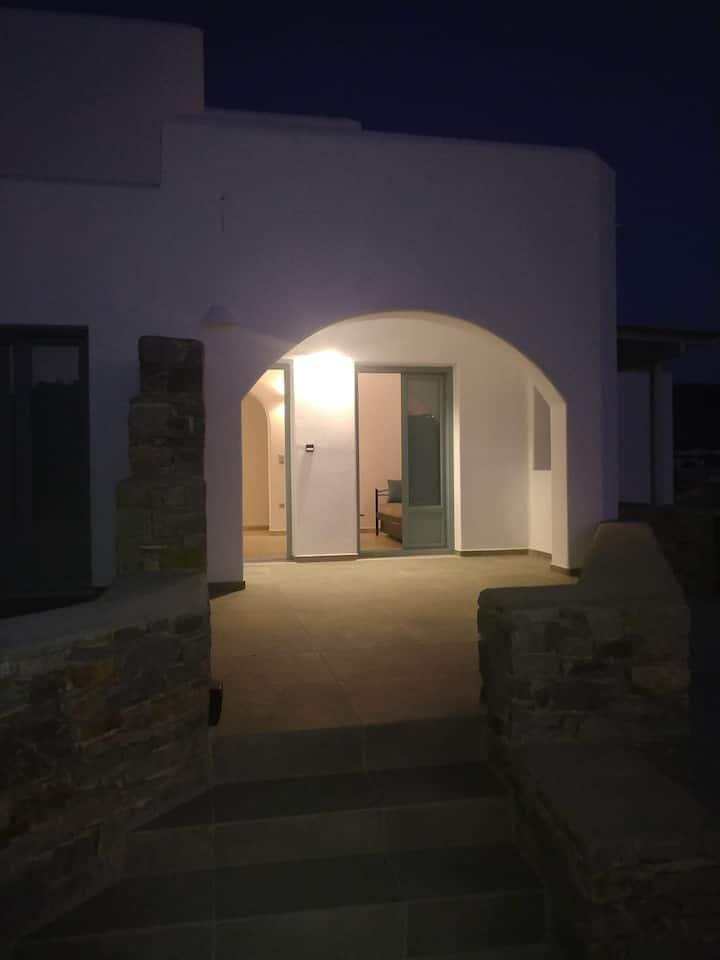Traditional house in Parikia, Paros