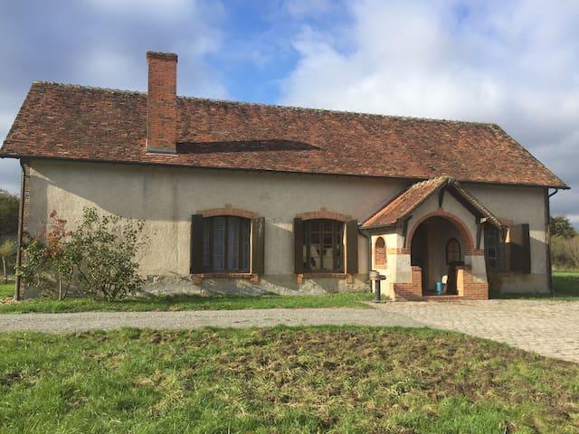Maison solognote en pleine nature - Theillay - House