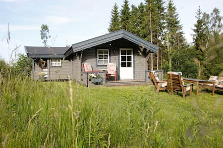 Swedish stuga  (cottage) in Fladalt