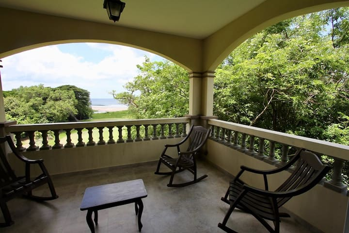 Oceanfront condo at a reduced rental rate