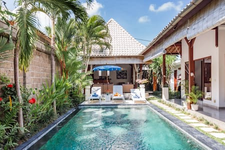 Soak Up Bali Spirit in Private Villa in Umalas!