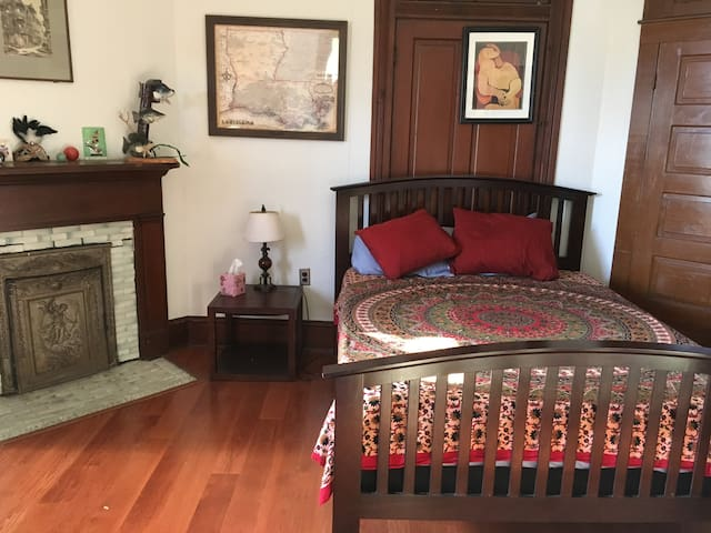 Large Comfortable Room w/Private Entry and Bath