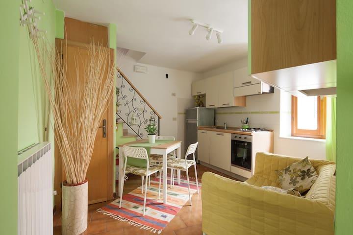 """""""PROFUMO DI MARE """"Wi-Fi gratis - Riomaggiore - Wohnung"""