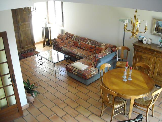 GRANDE MAISON A LA CAMPAGNE - Pelleautier - House