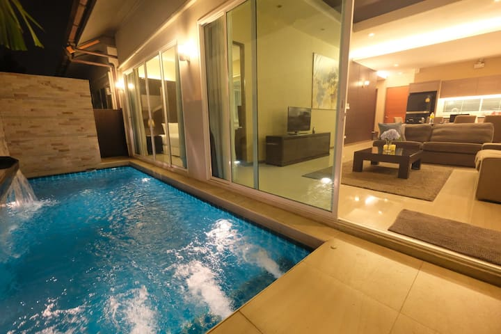 GREAT PRICE Jomtien Pool Villa 8 PX | Jagucci