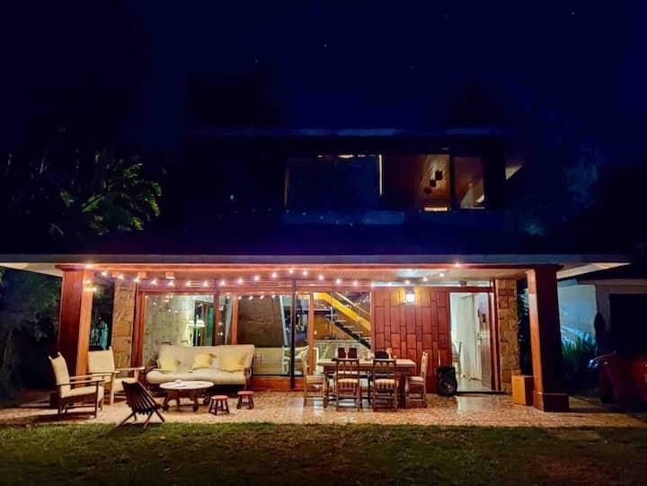 Habitación privada en casa Manga Rosa, playa mansa