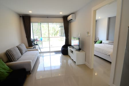 Studio 47sqm Garden&Seaview Room