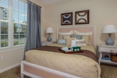 LUXURY Room (Included Breakfast) - Close to Disney - B&B