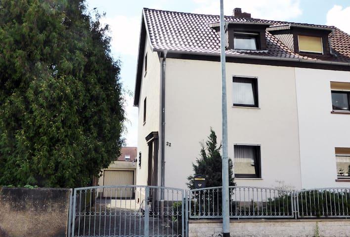 Huize Wolk - Grunstadt - Grünstadt - Casa