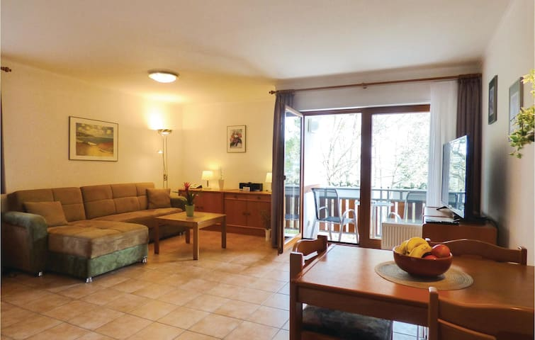 Holiday apartment with 1 bedroom on 42m² in Thalfang