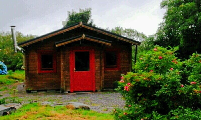 Lough Hyne Log Cabin - Cork
