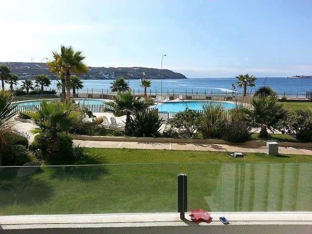 Depto con Acceso directo a Playa La Herradura - Coquimbo - Apartment
