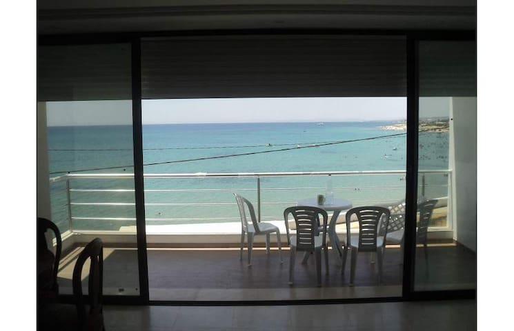New House , Sea View. - Beni Khiar - Semesterboende