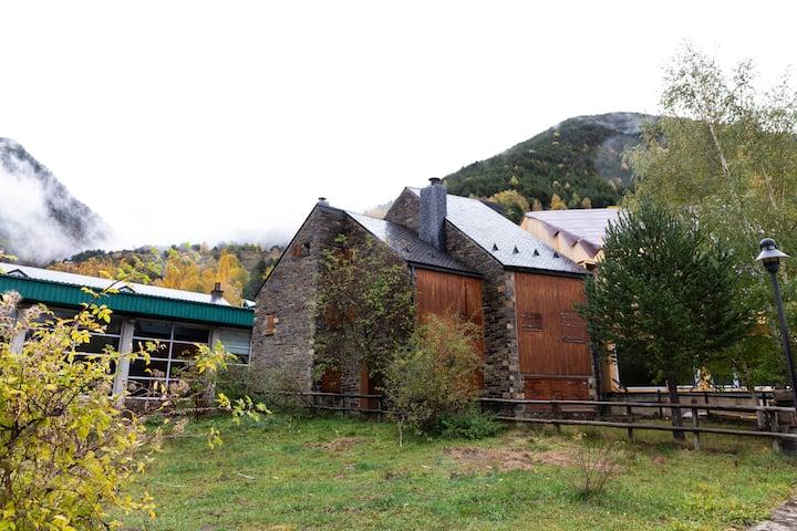 Preciosa casa individual en Formigal  10 personas