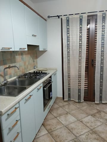 Appartamento vacanze nel centro di  Tortolì