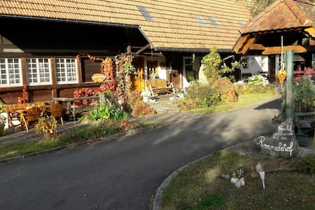 Ferienwohnung Ramsbach - Pis