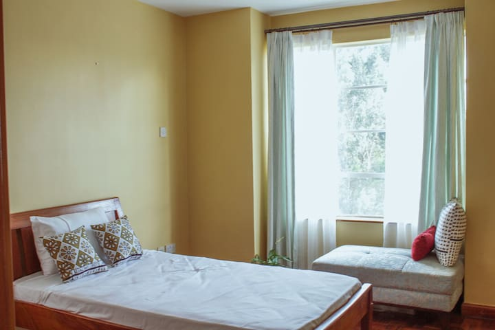 Deluxe Single Room • Charming Urban Retreat